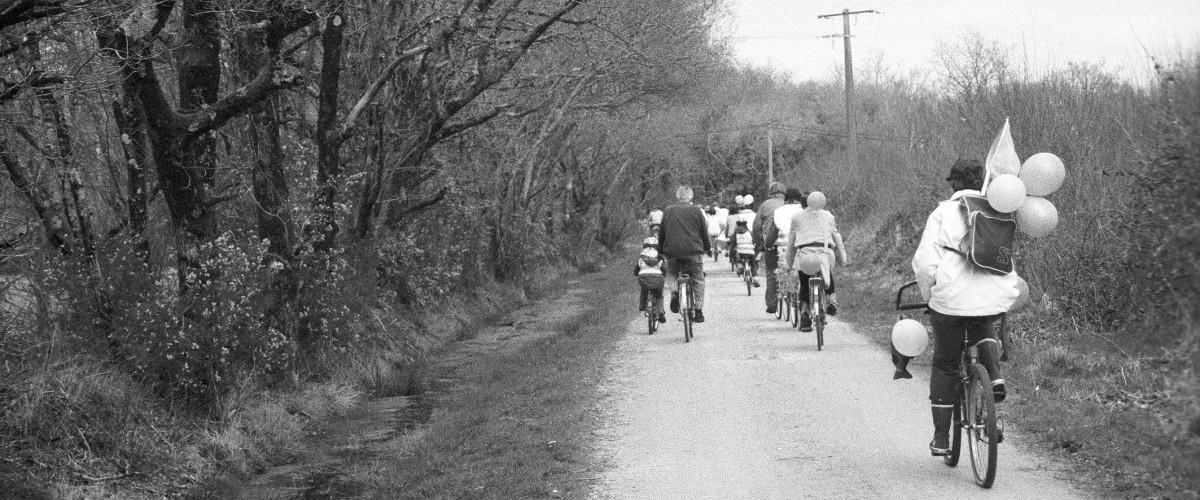 Découvrir la région à vélo