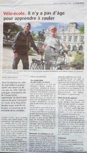 Bientôt Une Vélo école à Vannes !