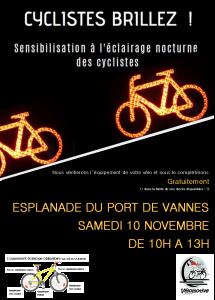 cycliste brillez flyer